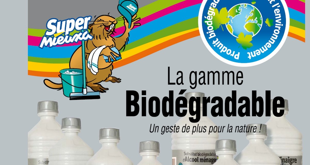 Le biodégradable - Notilia Groupe